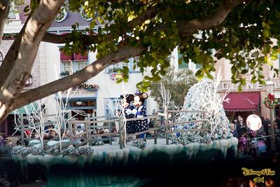 Disneyland November 2010