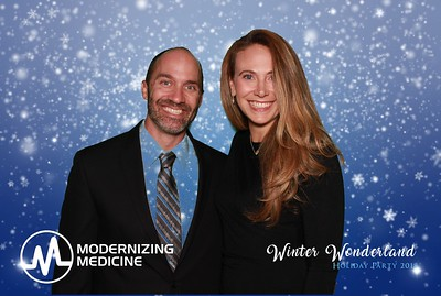 Modernizing Medicine Holiday Party, December 14th, 2018