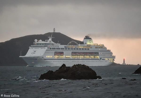 MV Columbus