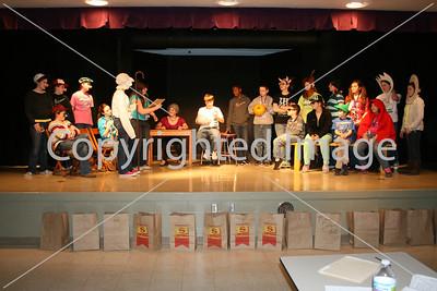 Blissfield Middle School Play