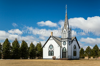 Churches of North Dakota