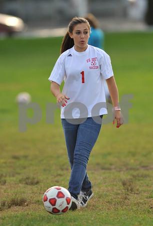 2009-10-06 VSS Girls Soccer vs North Shore HS