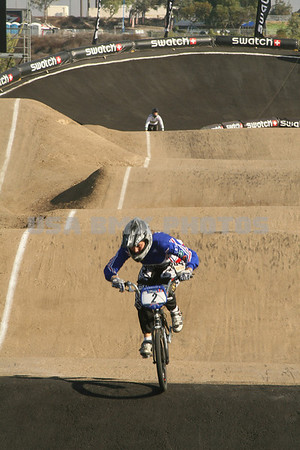 2009 UCI Supercross, Chula Vista CA