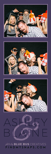 Congrats to the newlyweds, Ashley & Blaine!  Love this photo? Order prints, cards, canvases and more @ findmysnaps.com/Ashley-blaine!  Looking for an awesome photo booth for your next event? Head to bluebuscreatives.com for more info!