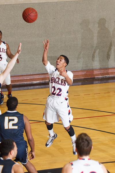 RCS Varsity Boys' Basketball - 01.09.2014