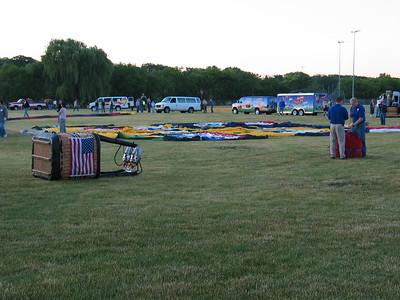 Eyes to the Skies Balloon Festival (Lisle)