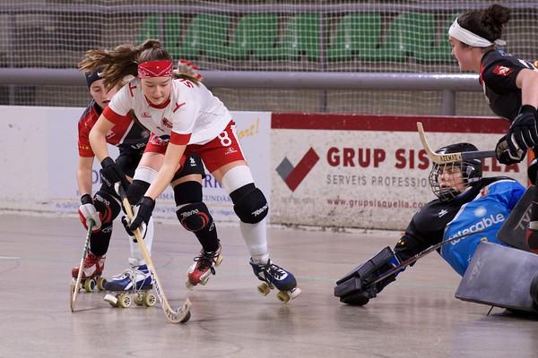 Day 3: Swiss Future vs Gijon HC