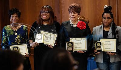 Texas African American Museum TAAM 2020 Notable African American Women Program by Sarah Miller