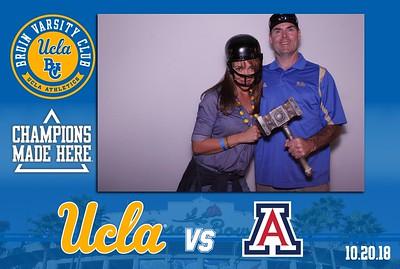 UCLA vs Arizona