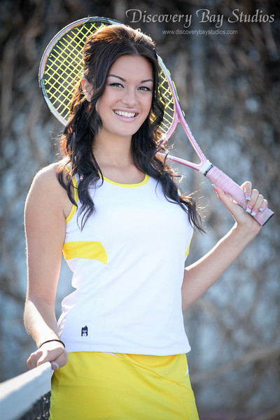 Liberty Girls Tennis 10-27-2011