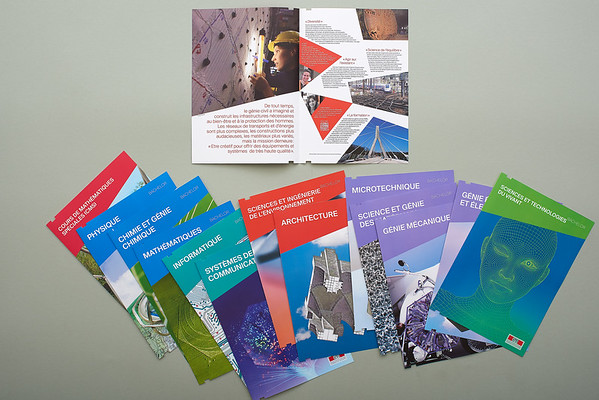 Promotion des études à l'EPFL, 2014