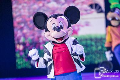 Disney sur glace Aventures sur la route Place Bell 04-03-20