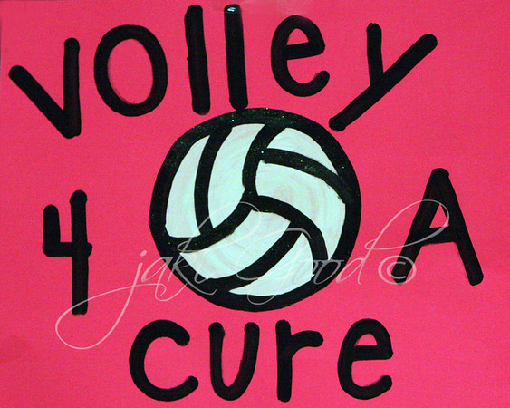 Volley 4 A Cure