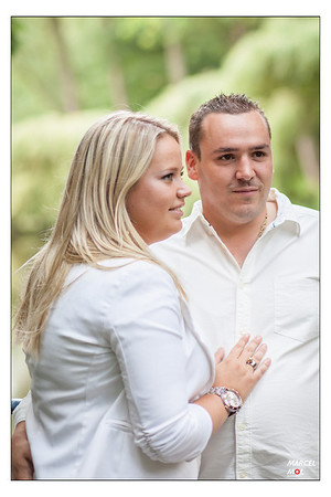 Engagement shoot, Daniël & Barbara