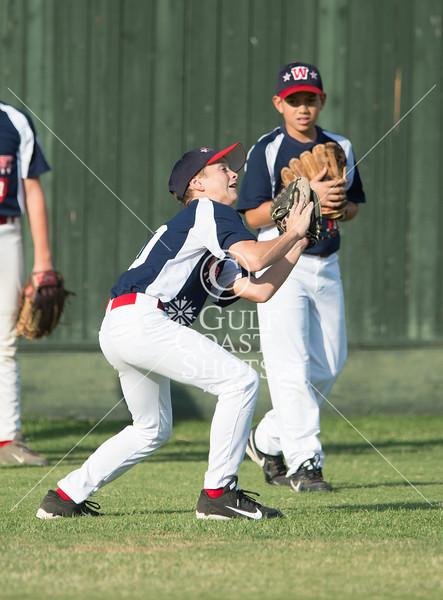 2013-06-30 Baseball 12yo Post Oak v Westbury Little League