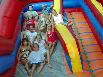 2004 Keiki Paddle Party 7-24-2004