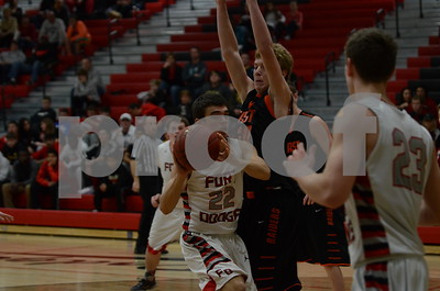 2015 Sioux City East @ Fort Dodge Boys Basketball