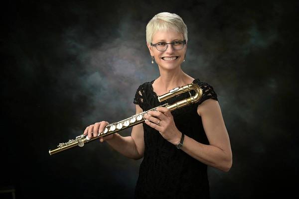 FluteSonic Orchestra Studio Portraits.