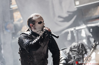 Dark Funeral.