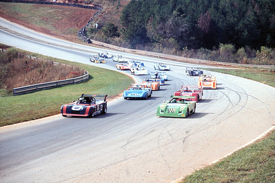 1976 Runoffs at Road Atlanta by Bob Barone