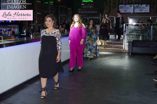 Curvy Fashion Night