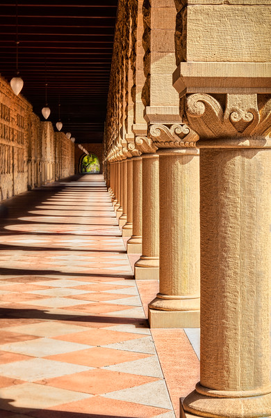 Inner Quad 2, Stanford University, 2010