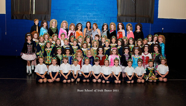 Hunt Irish Dance 2011