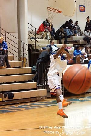 12-21-2011 Watkins Mill HS vs Damascus HS Varsity Boys Basketball, Photos by Jeffrey Vogt Photography