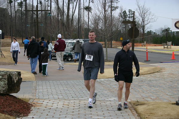 Russell Forest Run 2010