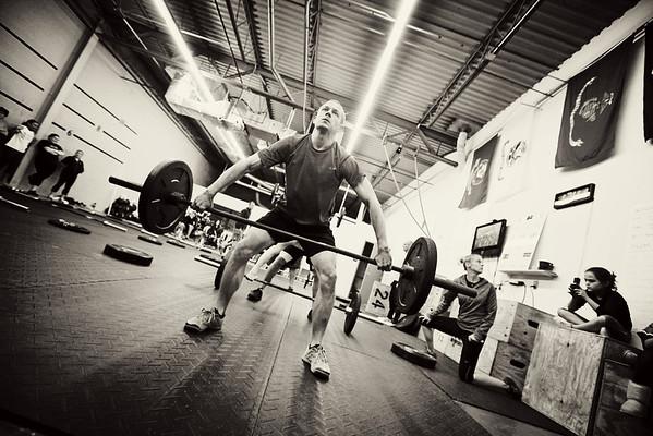 CrossFit Mantra