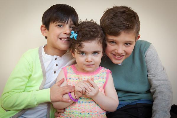 Family Portraits and Party Portfolio