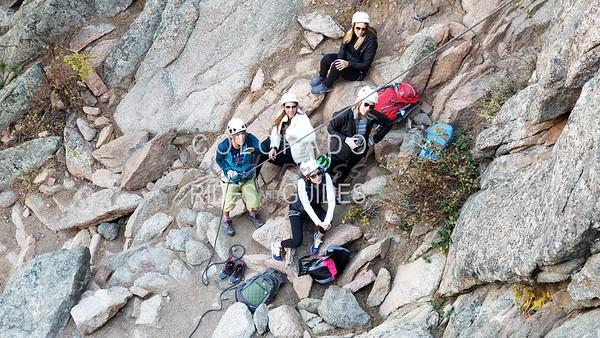 2018 10 26 Prodan Rock climb