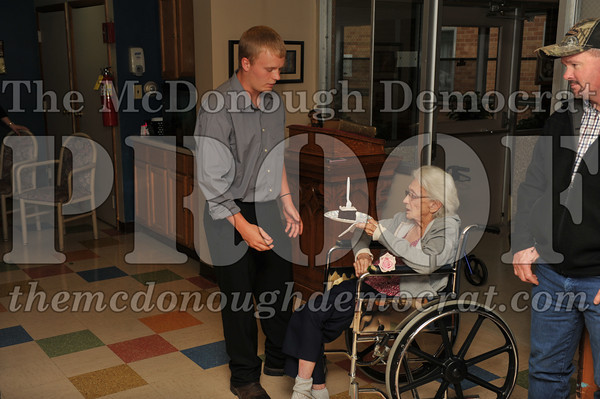 Nursing Home Prom 05-14-14