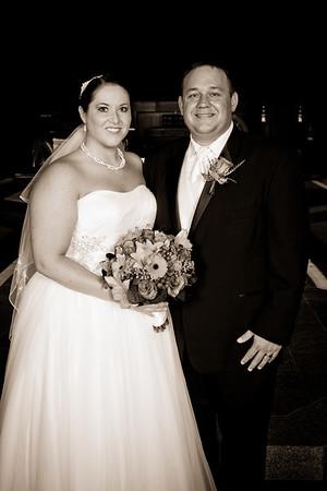Tom & Michelle Wedding