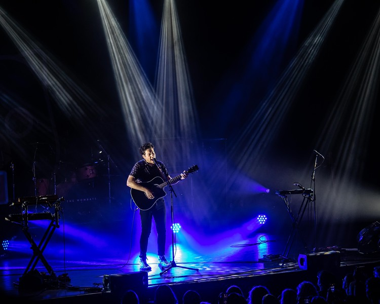 The Wombats at the Fillmore