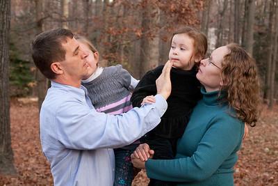 Kathryn John Friese family November 23, 2012