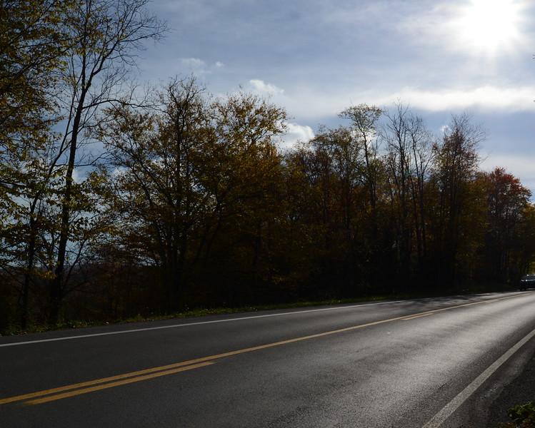 Davis WV morning road.JPG