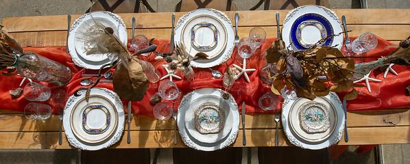 Table Set Ups