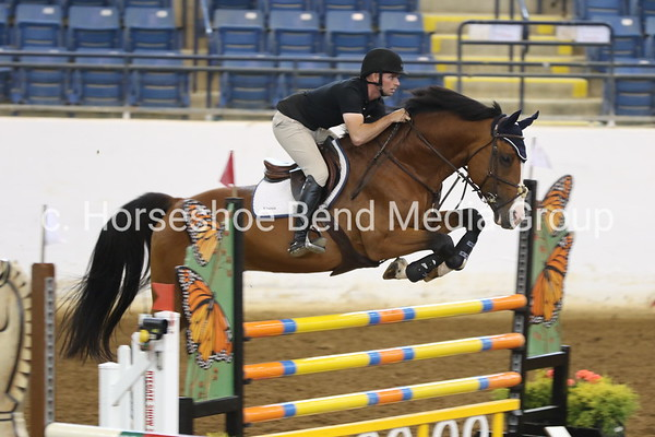 2019 Spring Premiere Horse Show -- Wednesday -- Coliseum