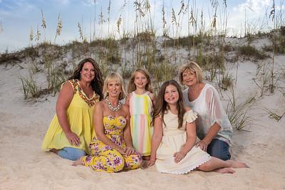 Ashley and Family Panama City Beach