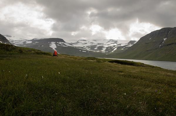 Jökulfirðir dagur 4: Veiðileysufjörður - Hesteyri