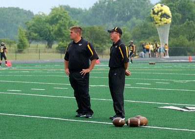 2008-08-29 Varsity vs Princeton (by Mike Schreck)