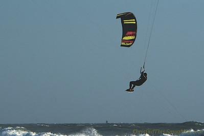 Kite Surfing  and Wind Surfing