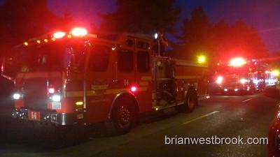 Single Family House Fire on MLK Jr. Blvd  - Seattle, WA (21 August 2011)