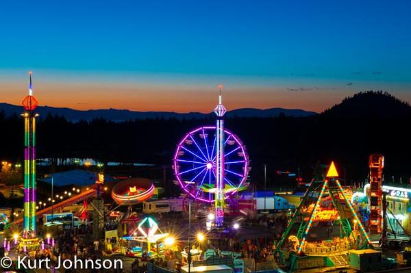Mountblu Carnival, South Lake Tahoe