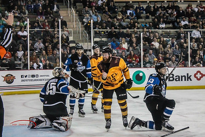 Indy Fuel 4, Wichita Thunder 3
