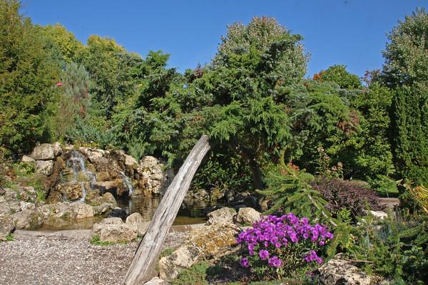 Japanese Peace Garden