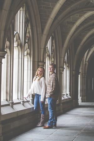 Evan & Sarah 2020