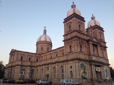 St. Francis Xavier's Cathedral - Bangalore