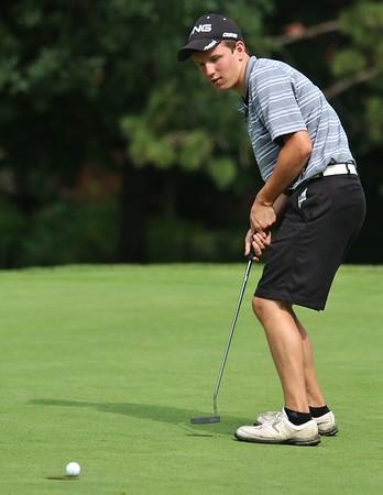 Boys Golf: 2015 North Olmsted Invitational